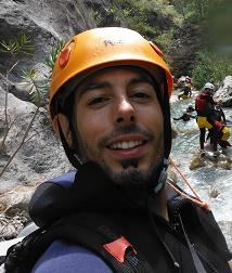 Miguel navarro guias de barrancos y montaña