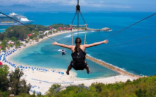 haiti Top 9 tirolinas para vivir una experiencia de aventura (I)