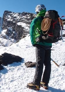 Cursos de alpinismo en Sierra Nevada
