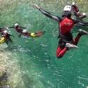 Barranquismo en Río Verde con al andalus activa